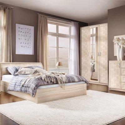 Спальня «Кэт-1» Снейк композиция 3 (дл)