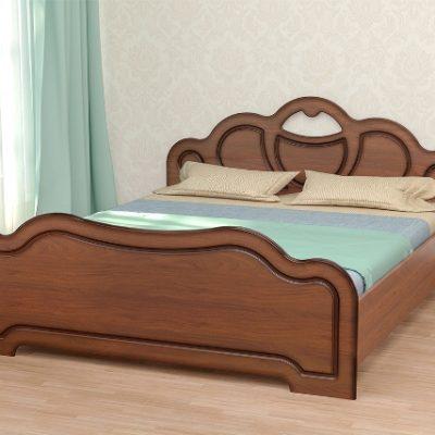 «Кэт-2» Кровать Эвита-2 с ортопедическим основанием (дл)