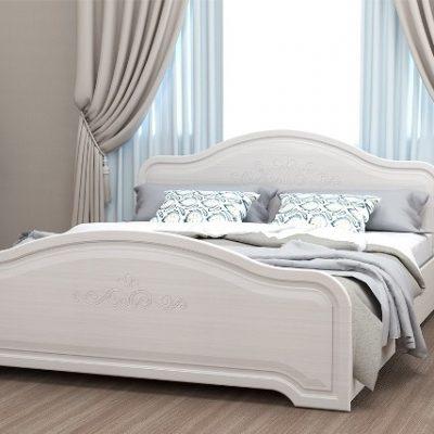 «Кэт-6» Кровать настил ЛДСП (дл)