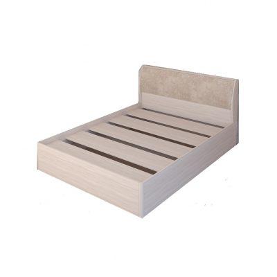 «Кэт-1» Кровать 1,6 арт. 001 Снейк (дл)