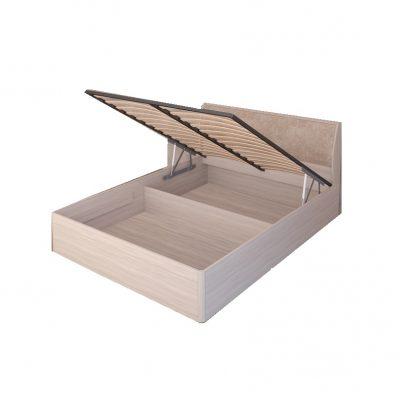 «Кэт-1» Кровать 1,6 арт. 033М Снейк (дл)