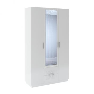 «Тиффани» М29 Шкаф с ящиками (3 двери) (рн)