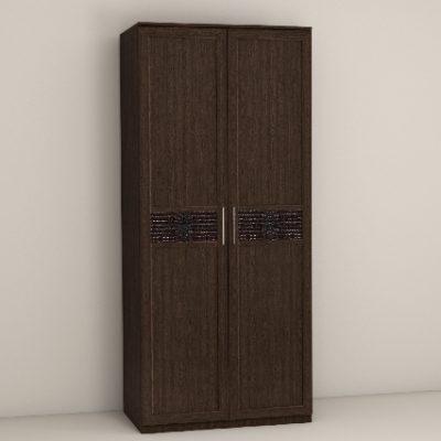«Кэт-4» Шкаф 2-х створчатый (дл)