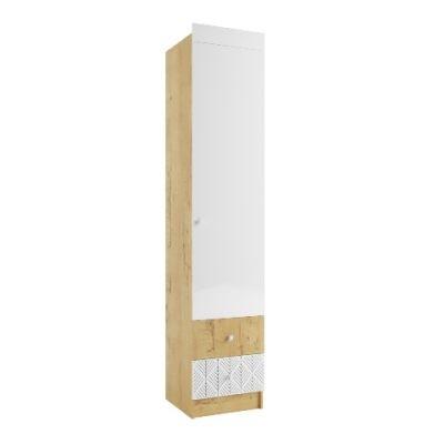 «Сканди» Шкаф 450 с ящиками (д)