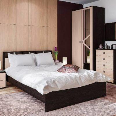 Спальня «Ненси-2» композиция 1 (т)
