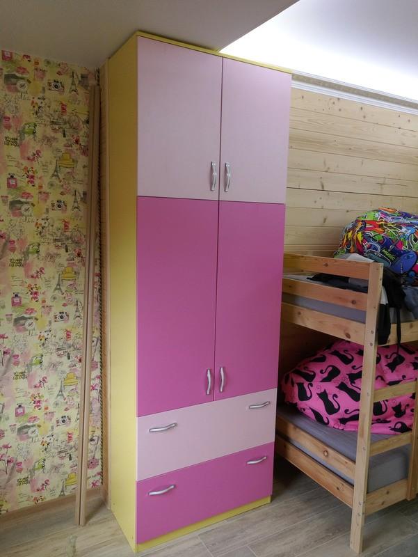 Шкаф в детскую 19