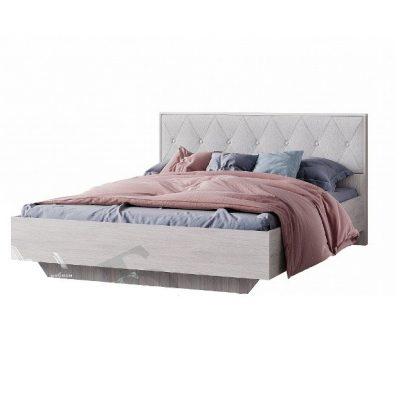 «Кимберли» Кровать настил ЛДСП (б)