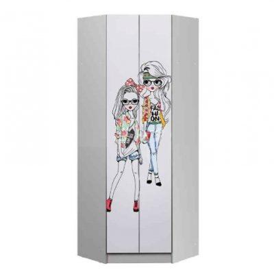 «Вега Fashion» Шкаф угловой (м)