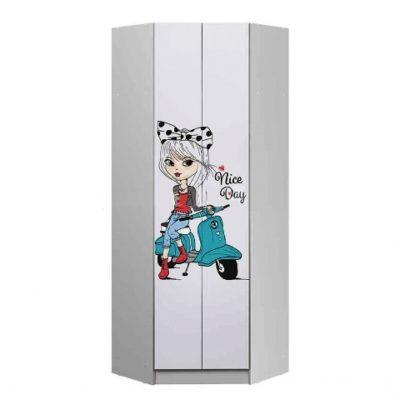 «Вега Fashion-1» Шкаф угловой (м)