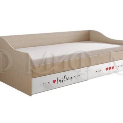 Кровать «Вега NEW Girl»(м)