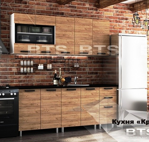 """Кухня """"Крафт"""" 2,0 м. (б)"""