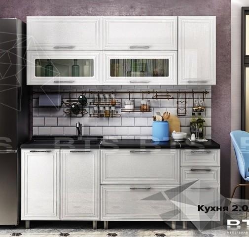 """Кухня """"Монро"""" 2,0 м. (б)"""