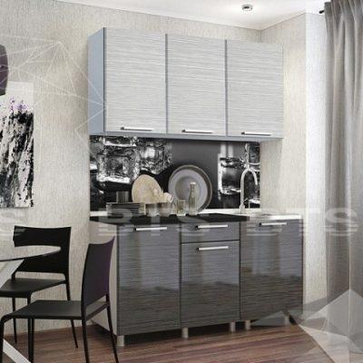 Кухня «Титан» 1,5 м. (б)