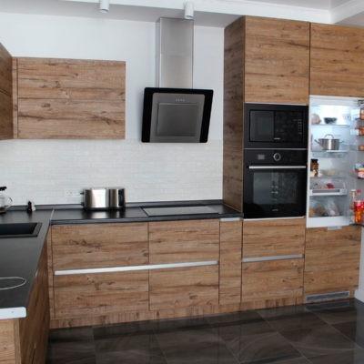 Кухня Лофт 12