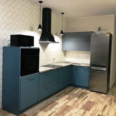 Кухня Лофт 9
