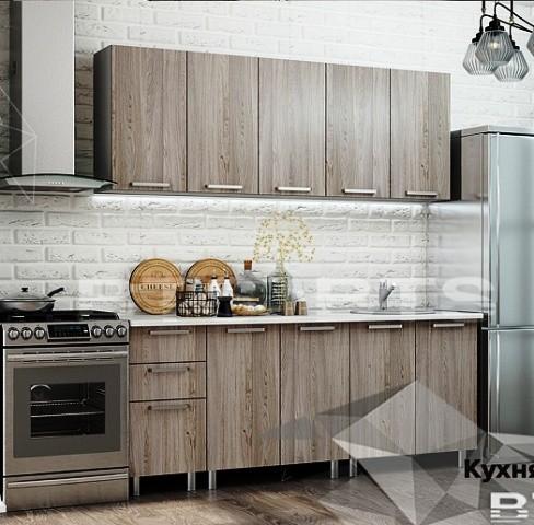 """Кухня """"Эко"""" 2,0 м. (б)"""