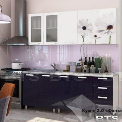 """Кухня """"Фантазия"""" 2,0 м. (б)"""