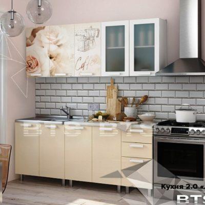 Кухня «Латте» 2,0 м. (б)