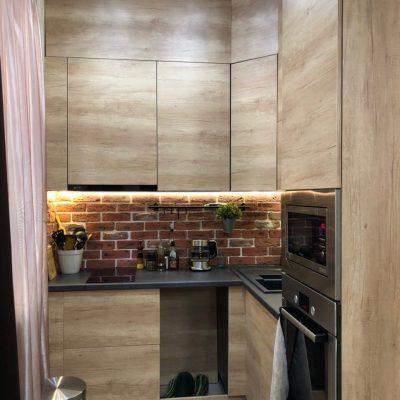 Кухня Лофт 4