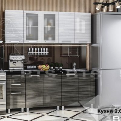 "Кухня ""Титан"" 2,0 м. (б)"