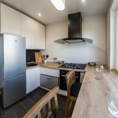 Кухня Лофт 10