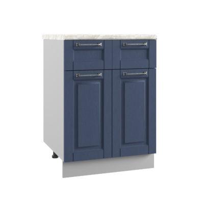 «Гарда» Стол 2 ящика С2Я-600 (Д)