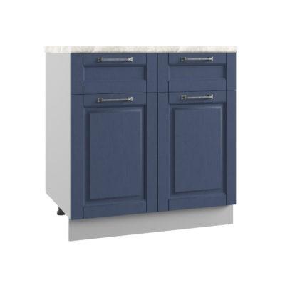 «Гарда» Стол 2 ящика С2Я-800 (Д)