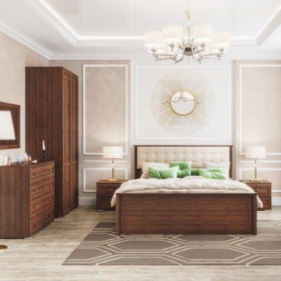 Спальня «Ричард» композиция 1 (т)