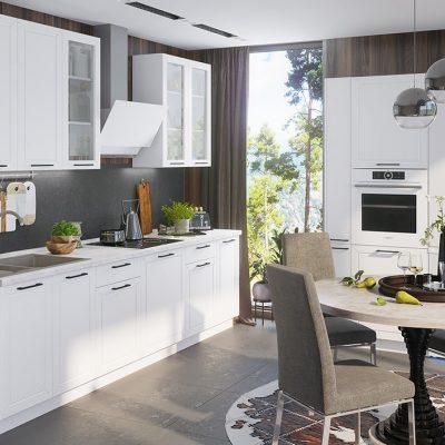 Кухонный гарнитур 2,8+0,8 м «Кёльн» (иц)