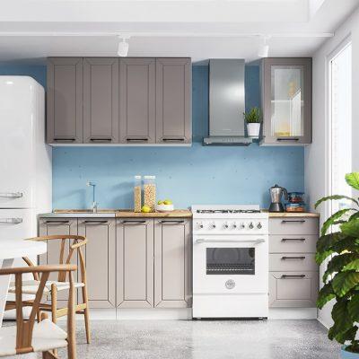 Кухонный гарнитур 1,6 м «Кёльн» (иц)