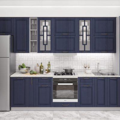 Модульная кухня «Гарда» исп.1 — 3600 мм.  (Д)