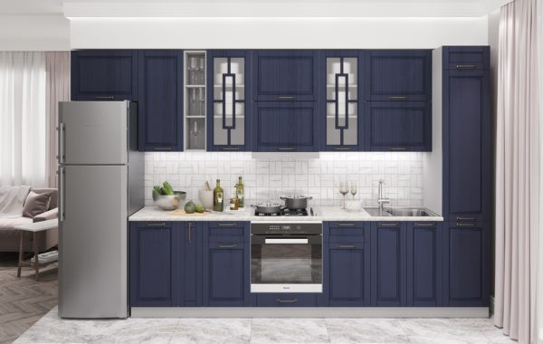 Модульная кухня «Гарда» исп.1 - 3600 мм.  (Д)