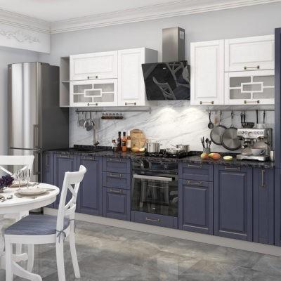 Модульная кухня «Гарда» 3400 мм. (Д)