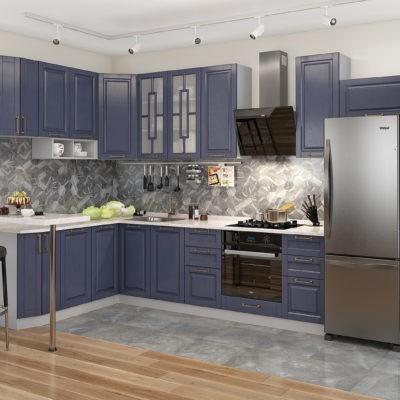 Модульная кухня «Гарда» угловая 1800*3800мм. (Д)
