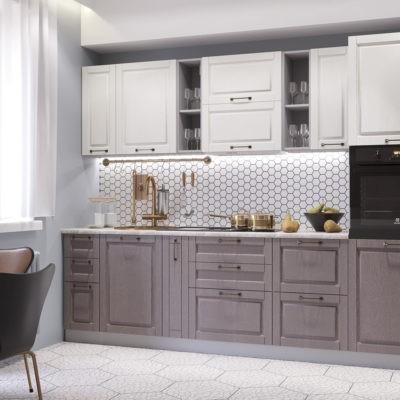 Модульная кухня «Гарда» 2700 мм. (Д)