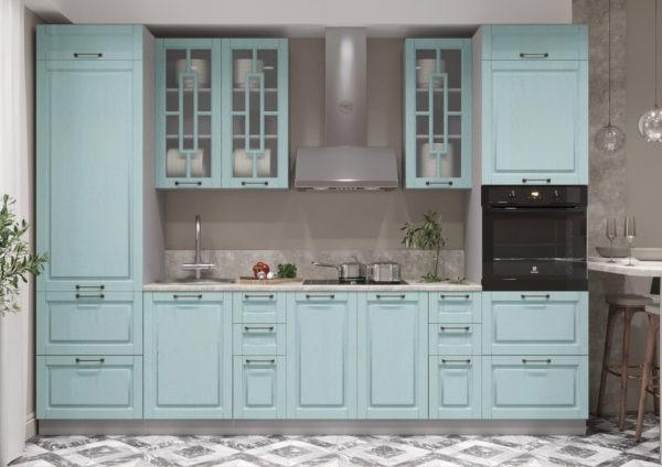 Модульная кухня «Гарда» 3100 мм. (Д)