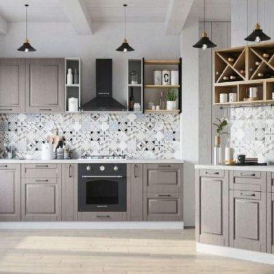 Модульная кухня «Гарда» 2500+1800 мм. (Д)