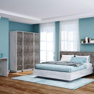 Спальня «Эго ПД» композиция 2 (дл)