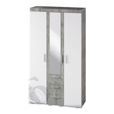 «Инстайл» Шкаф 3-х створчатый ШК-30 (б)