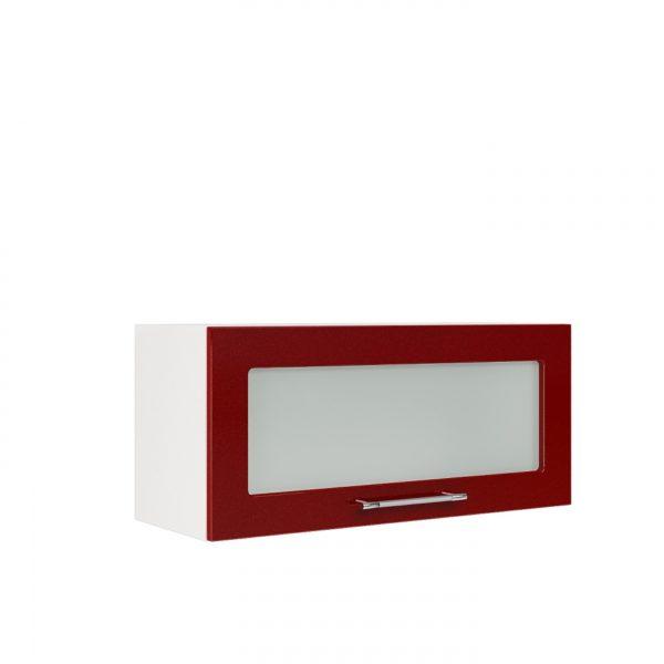 """""""Кёльн"""" Шкаф со стеклом ШВГС 800, петля (иц)"""