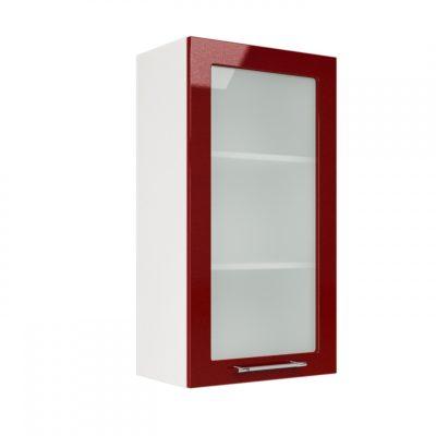 «Кёльн» Шкаф со стеклом (New) ШВC 500H (иц)