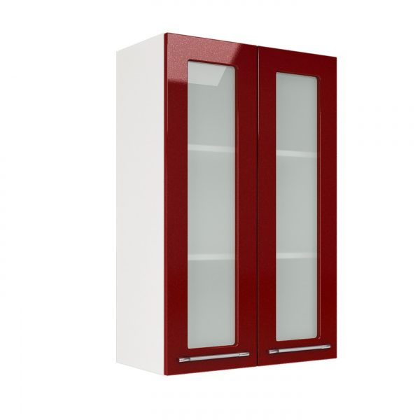 """""""Кёльн"""" Шкаф со стеклом (New) ШВC 600H (иц)"""