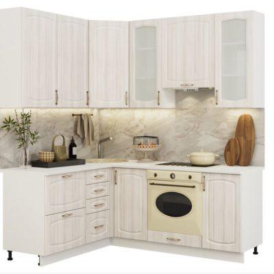 Кухонный гарнитур 1,5*2,0 м «Гренада» (иц)