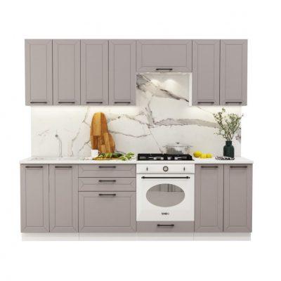 Кухонный гарнитур 2,4 м «Кёльн» (иц)