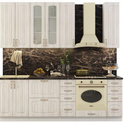Кухонный гарнитур 2,4 м «Гренада» (иц)