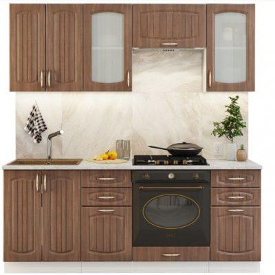 Кухонный гарнитур 2,0 м «Гренада» (иц)