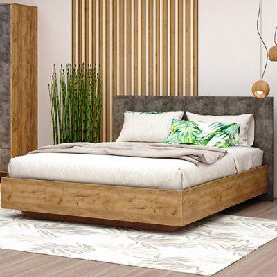 Кровать «Эго» арт. 031 с ПМ (дл)