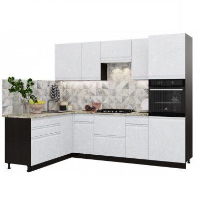 Кухонный гарнитур угловой 1,8*2,6 м «Бруклин»  (иц)