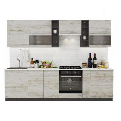 Кухонный гарнитур 2,8 м. «Бруклин» (иц)