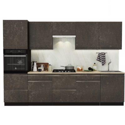 Кухонный гарнитур 3,0 м. «Бруклин» (иц)